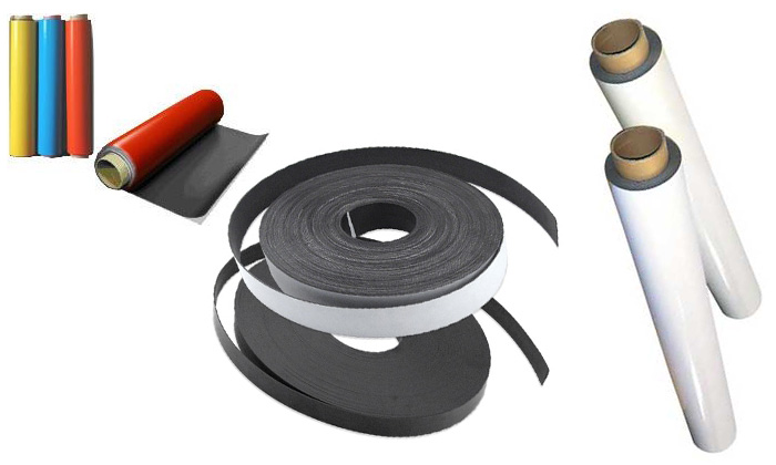 Flexible Magnets - Magnetic Labels & Sheeting