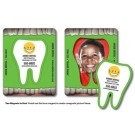 Magnet - Picture Frame Tooth Punch (3.5x4.5) - Outdoor Safe
