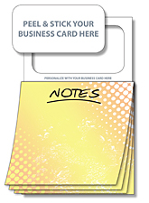 Magnetic Note Pads