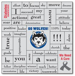 Word Phrase and Puzzle Magnets