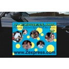 Magnetic Car/Truck/Auto/Vehicle Signs - 24x18 Round Corners