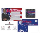 Political Magna-Peel Postcard (8.5x5.25) with 3.5x4 Magnet