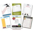 Memo Board - 8.5x11 Laminated with Repositionable Sticky Back - 14 pt.