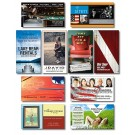 Business Card Magnet - 3.5x2 (Square Corners) - 20 Mil.