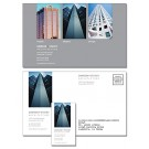 Magna-Seal Postcard (8.5x5.25) with Business Card Magnet
