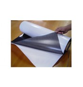 "Flexible magnet Sheeting with Adhesive 30milx24""x50F"