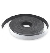 "Flexible Magnet Strip  .060"" X 1.00"" X 100' with PSA   6 rolls per case"